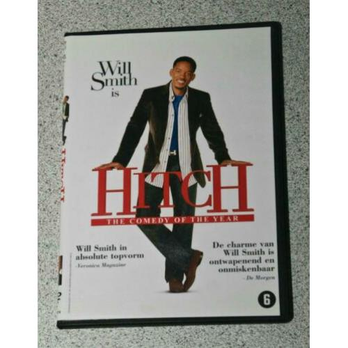 Hitch. Met o.a. Will Smith + Eva Mendes