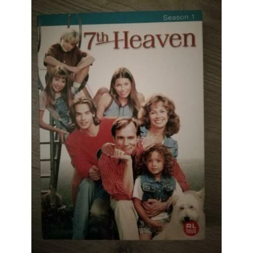 7th Heaven dvd