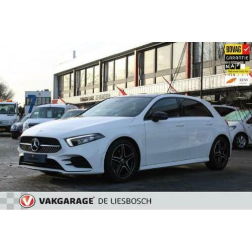 Mercedes-Benz A-klasse 200 Business Solution AMG Night Upgra